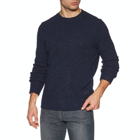 Deus Ex Machina Standard Knitted , Jumper - Navy