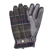 Barbour Newbrough Tartan Men's Gloves