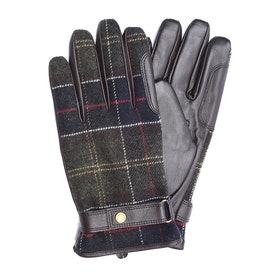 Barbour Newbrough Tartan Men's Gloves - Classic