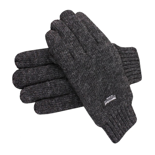 Dents Durham Thinsulate Lined Knitted Herren Handschuhe