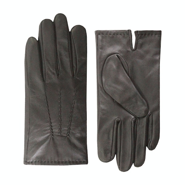Dents Aviemore Touchscreen Leather Palm Vent Herren Handschuhe