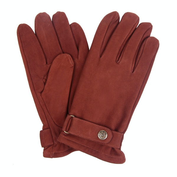 Dents Nubuck Leather Mens 手袋