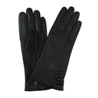 Dents Silk Lined Leather Touchscreen Technology Women's Gloves