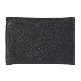 Ally Capellino Pete Card Holder Brieftasche - Black Washed