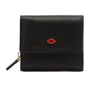 Lulu Guinness Lip Pin Jodie Women's Wallet