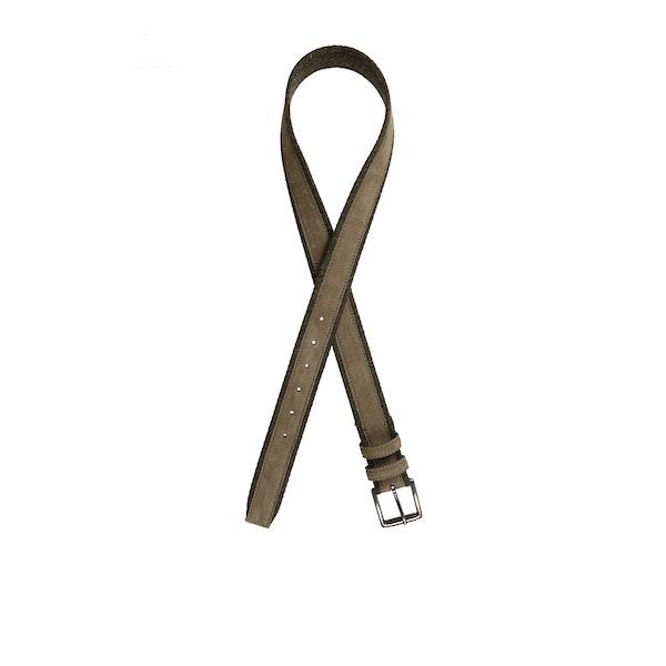 Anderson Harris Tweed Leather Belt
