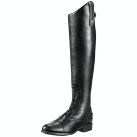 Ariat Men's Heritage Contour Field Zip Mens Long Riding Boots - Black