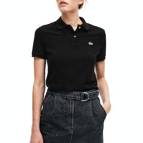 Lacoste Basic Polo Shirt - Black