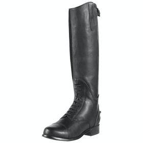 Ariat Bromont H20 Tall Non Insulated Childrens Long Riding Boots - Black