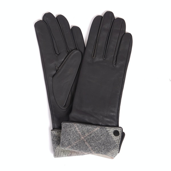 Barbour Lady Jane Leather Women's Gloves