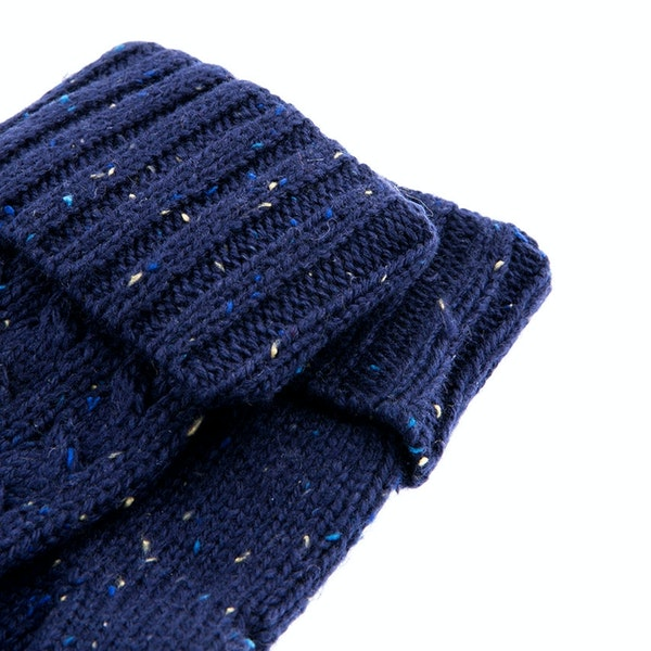 Dents Fareham Knitted Herren Handschuhe