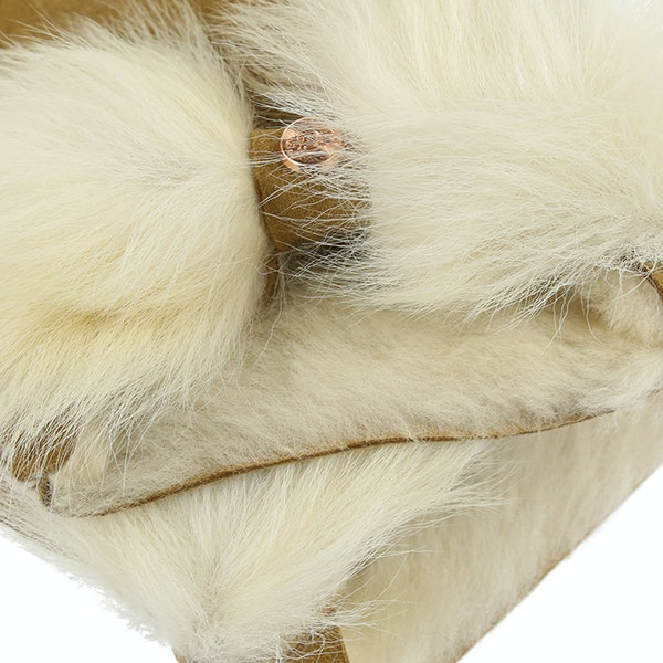 UGG Long Pile Bow Bx Women's Gloves