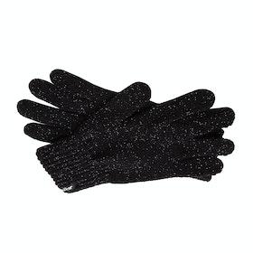 Levi's Lurex Damen Handschuhe - Black