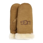 UGG Sheepskin Logo Mitten Gloves