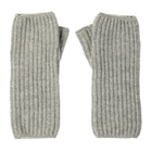 Johnstons Of Elgin Ribbed Wrist Warmer Damski Rękawiczki