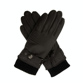 Dents Sherston Water Resistant Men's Gloves - Brown