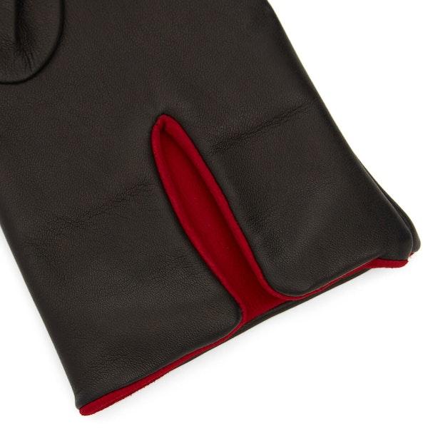 Christys Hats Olivia Leather Dames Handschoenen