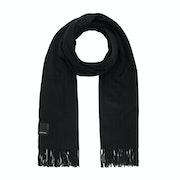 Canada Goose Merino Wool Solid Woven Kvinner Skjerf