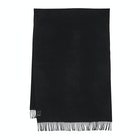Canada Goose Merino Wool Solid Woven Women's Scarf
