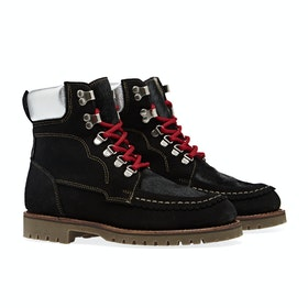 Penelope Chilvers Pioneer Women's Boots - Black