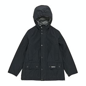 Barbour Southway Waterproof Jacket - Black
