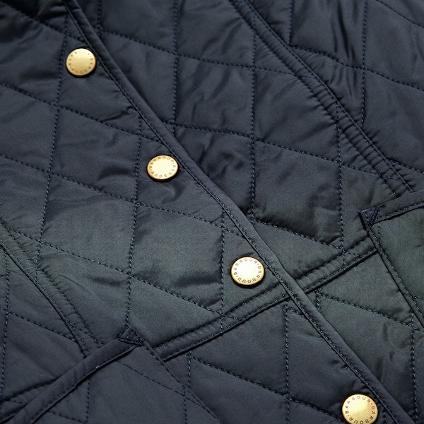 Barbour Shaped Liddesdale Quilted Jacket