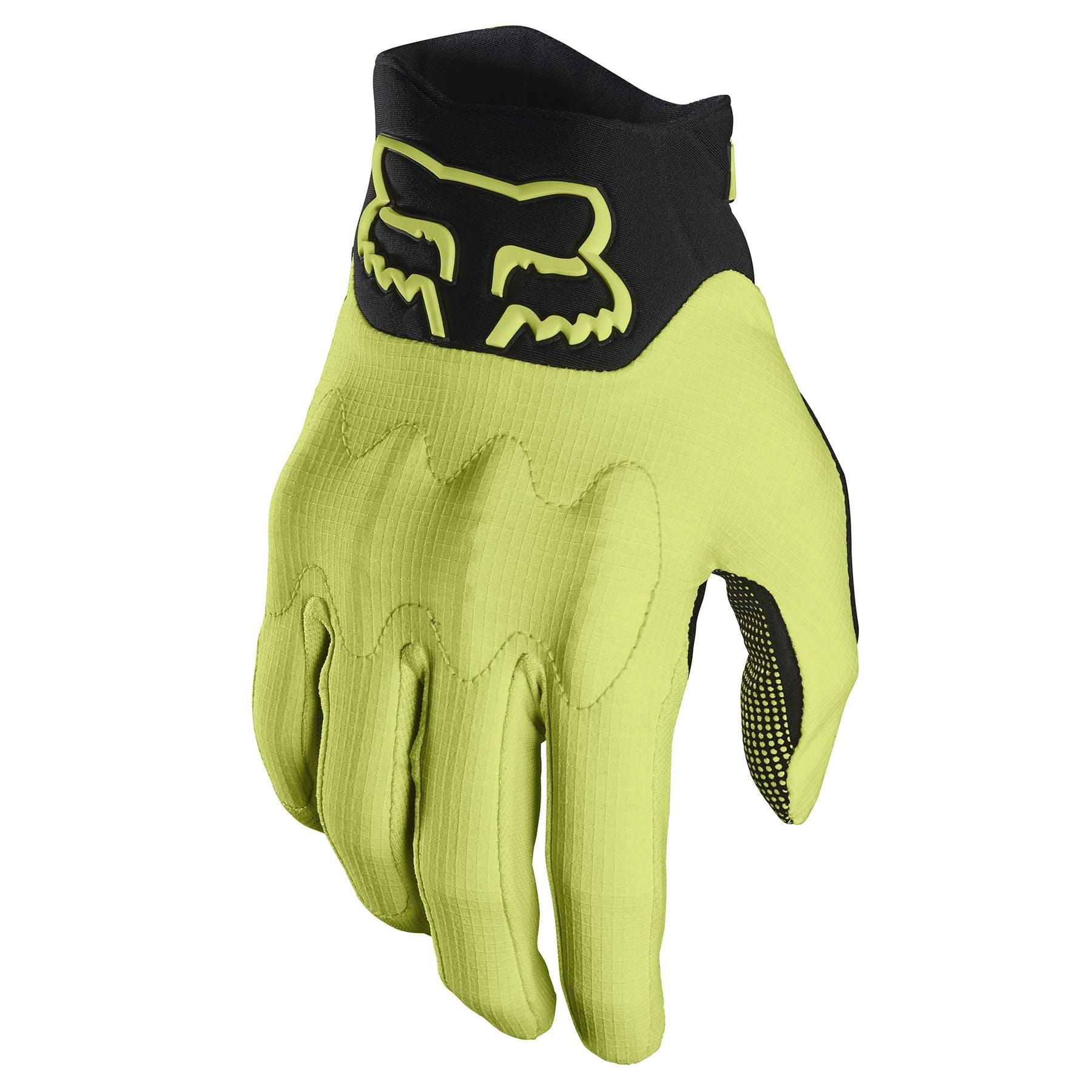 Fox Defend MTB Gloves Pewter