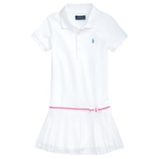 Polo Ralph Lauren SS Polo-knit Dress