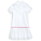 Polo Ralph Lauren SS Polo-knit Girl's Dress
