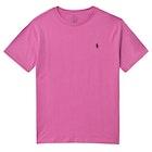 Polo Ralph Lauren Crew Neck Boy's Short Sleeve T-Shirt