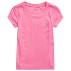 Polo Ralph Lauren Crew Neck Knit Girl's Short Sleeve T-Shirt