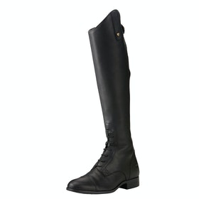 Ariat Heritage Compass H2O Mens Long Riding Boots - Black