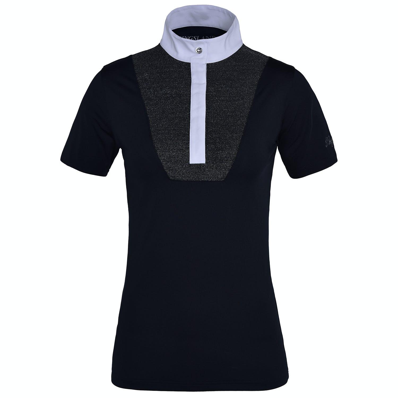 Kingsland Equestrian Delia Short Sleeve Womens Competition Shirt