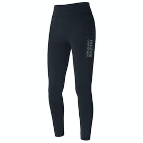 Kingsland Equestrian Earth Kama Recycled Ladies Riding Tights - Navy