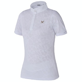 Kingsland Equestrian Florrie Ladies Competition Shirt - White