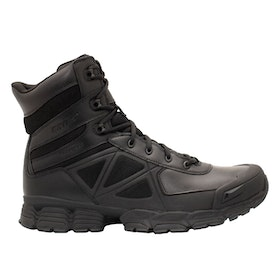 Bates Velocitor 8in WP Side Zip Boots - Black