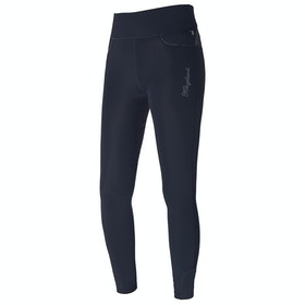 Kingsland Equestrian Katinka F Tec2 Full Grip Ladies Riding Tights - Navy