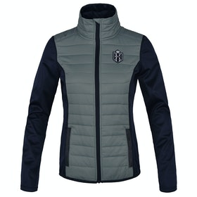 Riding Jacket Femme Kingsland Equestrian Agueda Softshell - Green Laurel Wreath