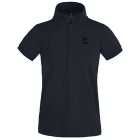 Kingsland Equestrian Andries CD Technical Dames Poloshirt - Navy