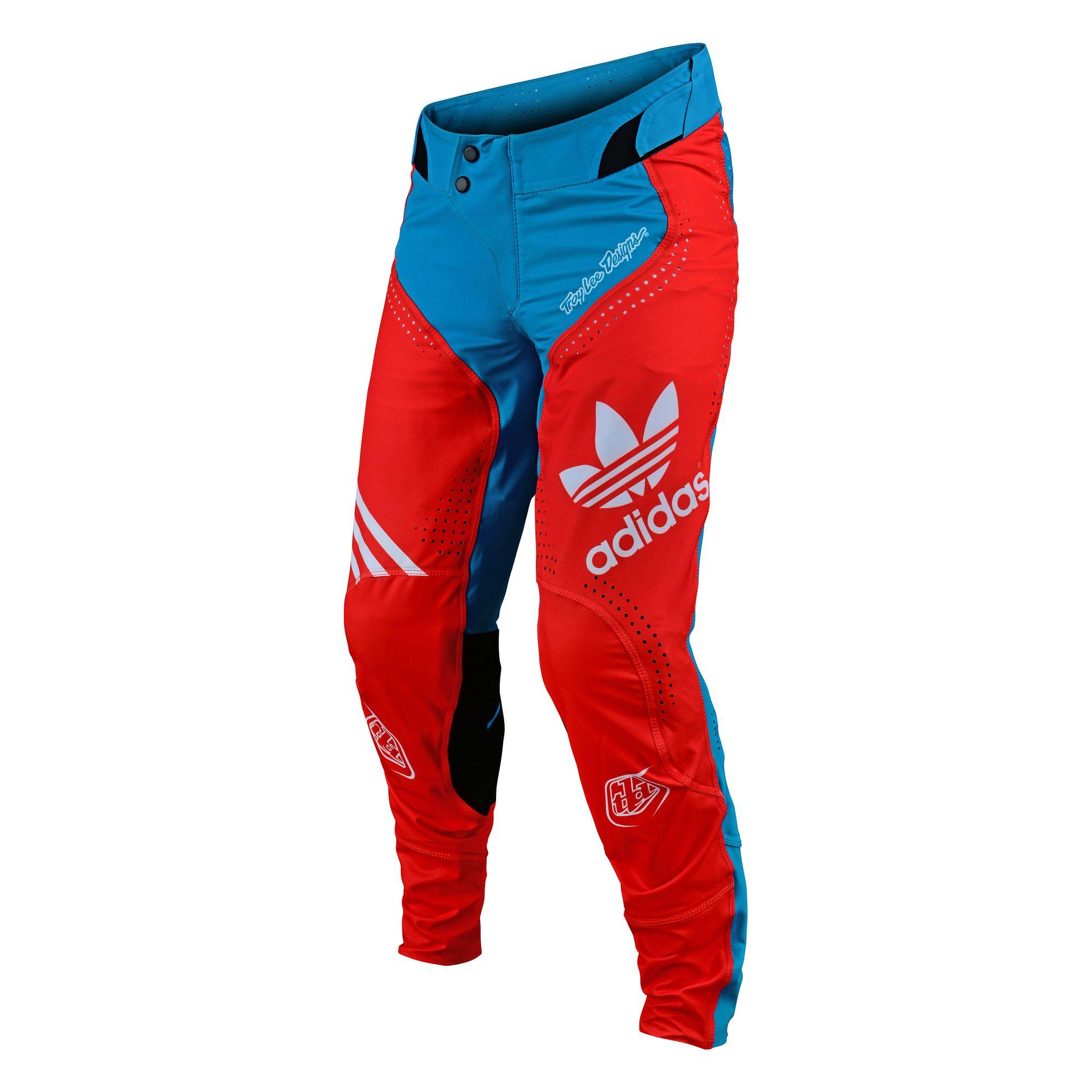 barajar Aclarar cuadrado  Troy Lee SE Ultra 2020 Limited Edition Adidas Motocross Pants from  Dirtbikebitz