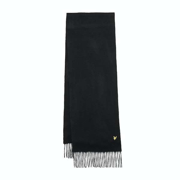 Lyle & Scott Plain Lambswool Scarf