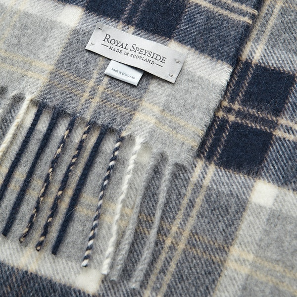 Royal Speyside Cashmere Scarf