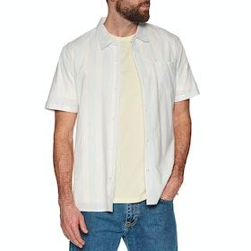 SWELL Vacation Short Sleeve Shirt - Natural