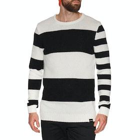 Sudadera Volcom Edmonder Knitted - Black