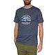 Animal Woody Graphic Short Sleeve T-Shirt