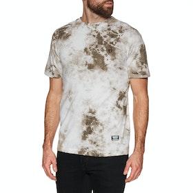 T-Shirt à Manche Courte Grizzly Mini G-rose - Lightning Wash