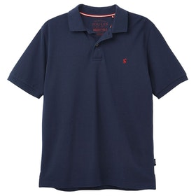 Joules Woody Classic Polo Shirt - French Navy