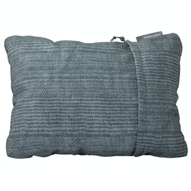 Thermarest Compressible Large Travel Pillow - Bluewoven Dot