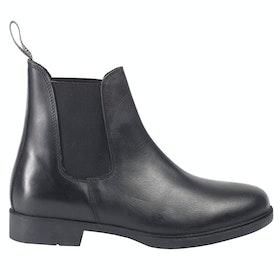 Brogini Pavia Piccino Kids Jodhpur Boots - Black