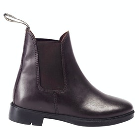 Brogini Pavia Piccino Kids Jodhpur Boots - Brown
